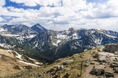 Las montañas de Tatra Imagen de archivo libre de regalías