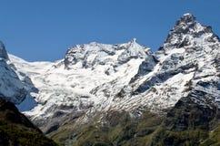 Las montañas del Cáucaso 2 Fotografía de archivo libre de regalías