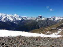Las montañas del Cáucaso 3 Imagen de archivo