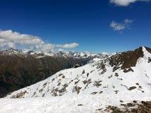 Las montañas del Cáucaso 6 Fotografía de archivo