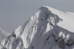 Las montañas en Krasnaya Polyana, Sochi, Rusia Fotos de archivo libres de regalías