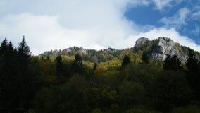 Las montañas en SVK Fotografía de archivo libre de regalías