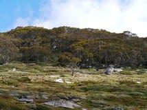 Las montañas Nevado Fotografía de archivo