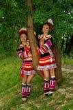 Las muchachas 2 de yao Foto de archivo libre de regalías