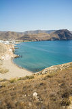 Las Negras beach Royalty Free Stock Images