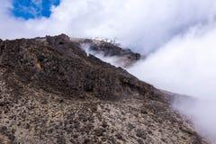Las nieves de Kilimanjaro fotos de archivo