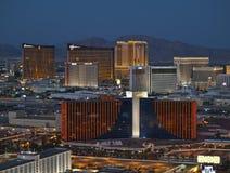 las noc ucieka się Vegas Zdjęcia Royalty Free