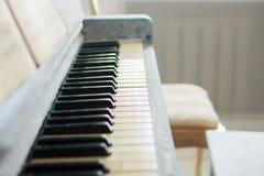 Las notas de la música Imagen de archivo