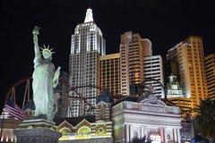 las nowy Vegas York zdjęcie stock