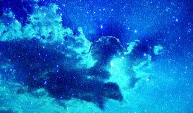 Las nubes brillan plantilla texturizada del fondo, diseño de la plantilla de los gráficos imagen de archivo libre de regalías