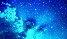 Las nubes brillan plantilla texturizada del fondo, diseño de la plantilla de los gráficos foto de archivo libre de regalías