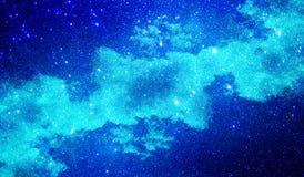 Las nubes brillan plantilla texturizada del fondo, diseño de la plantilla de los gráficos imágenes de archivo libres de regalías
