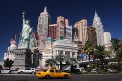 las nya vegas york Arkivfoton