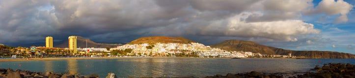Las oceanfront di Americas, Isole Canarie immagine stock libera da diritti
