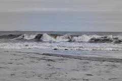 Las ondas Fotografía de archivo