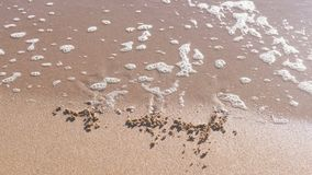 Las ondas quitaron la inscripción metrajes
