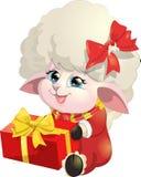 Las ovejas Fotos de archivo libres de regalías