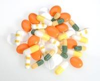 Las píldoras Imagen de archivo