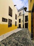 Las Palmas Royaltyfri Fotografi