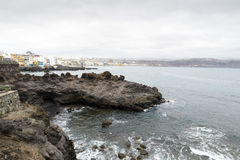 Las Palmas Stock Afbeelding