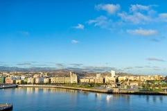 Las Palmas city, Gran Canaria, Spain Royalty Free Stock Photos