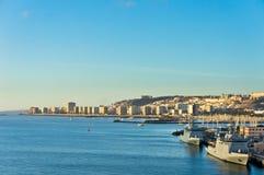 Las Palmas city, Gran Canaria, Spain. Beautiful view of Las Palmas city, Gran Canaria, Spain stock photos