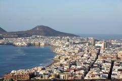 Las Palmas de Gran Canaria lizenzfreies stockbild