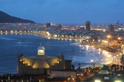 Las Palmas de Gran Canaria Stock Images