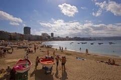 Las Palmas de Gran Canaria imagenes de archivo