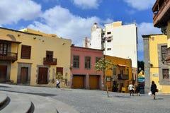 Las Palmas de Gran Canaria Royaltyfri Foto