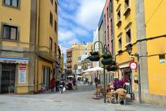 Las Palmas de Gran Canaria Arkivfoto