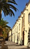 Las Palmas de Gran canaria Royaltyfri Fotografi