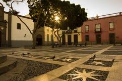 Las Palmas de Gran Canaria Royalty Free Stock Photo