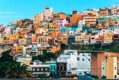 Las Palmas DE Gran Canaria royalty-vrije stock foto