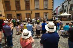 Las Palmas de Gran Canaria, alte Stadt Lizenzfreie Stockfotografie