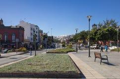 Las Palmas de Gran Canaria Stock Image