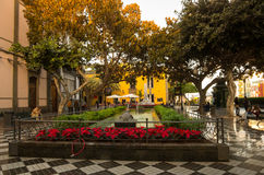 Las Palmas de Gran Canaria Royalty Free Stock Photography