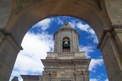 Las Palmas de Gran Canaria, cattedrale di Santa Ana, d architettonica Fotografia Stock