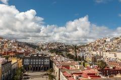 Las Palmas DE Gran Canaria De Canarische Eilanden Royalty-vrije Stock Afbeeldingen