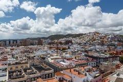 Las Palmas de Gran Canaria Die Kanarischen Inseln Stockbild