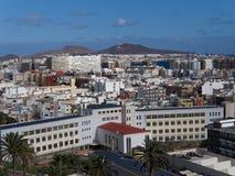 Las Palmas de Gran Canaria, España Foto de archivo libre de regalías