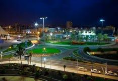 Las Palmas de Gran Canaria Januari 2015 arkivfoto