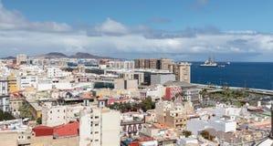 Las Palmas de Gran Canaria Les Îles Canaries Image stock