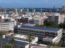 Las Palmas de Gran Canaria, Spain stock image