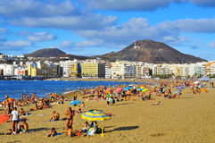 Las Palmas, Gran Canaria, Spain Stock Photo