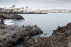 Las Palmas Royalty Free Stock Image
