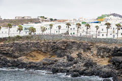 Las Palmas Royalty Free Stock Photo