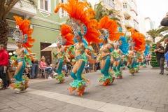 Las Palmas karnawał 2016 Fotografia Stock