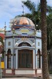 Las Palmas Kiosk. Kiosk in San Telmo Park, Las Palmas de Gran Canaria Spain royalty free stock photography
