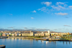 Las Palmas miasto, Gran Canaria, Hiszpania Zdjęcia Royalty Free
